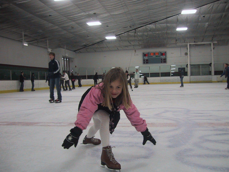 Bree Skating